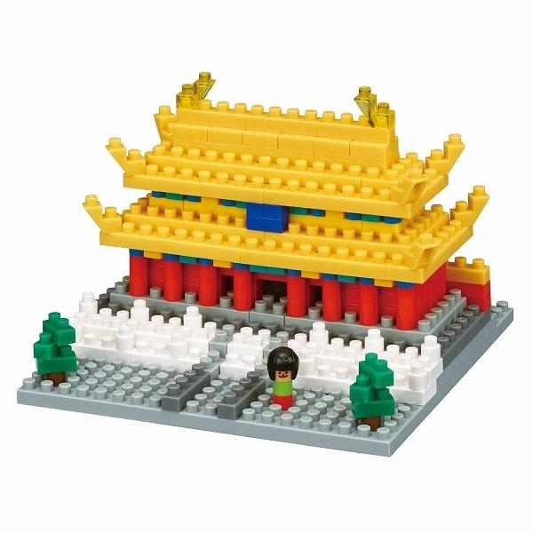 Forbidden City (Nanoblock NBH-145)