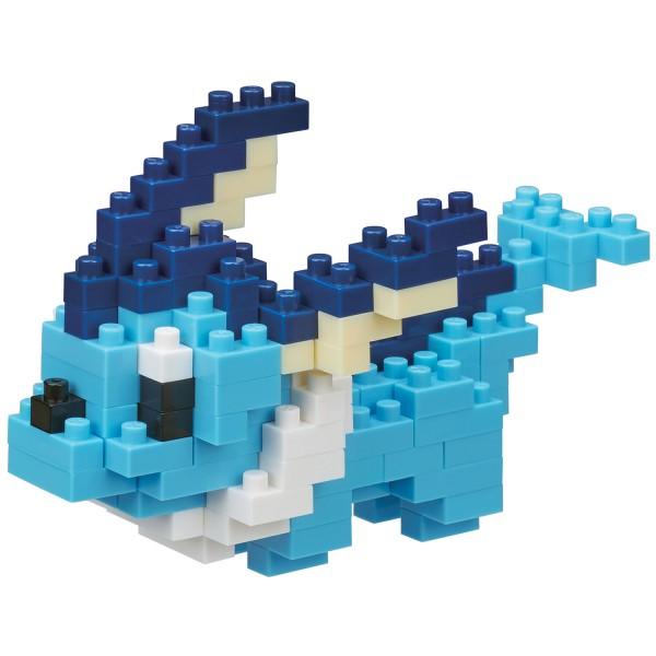 Pokémon Aquali / Vaporeon / Aquana (Nanoblock NBPM-020)