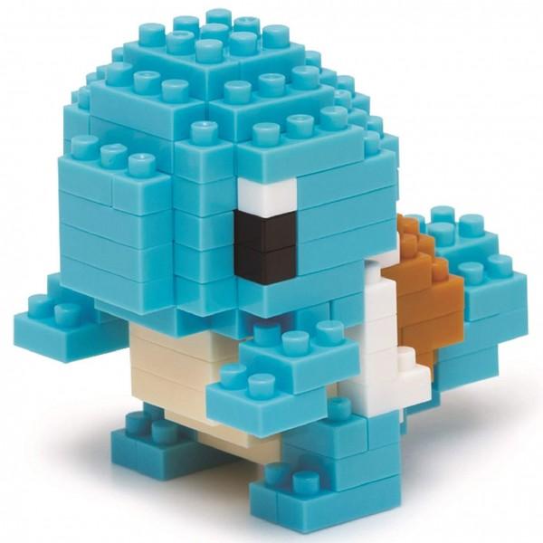 Pokémon Squirtle / Carapuce / Schiggy (Nanoblock NBPM-004)