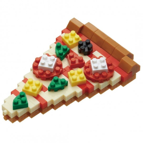 Pizza (Nanoblock NBC-244)