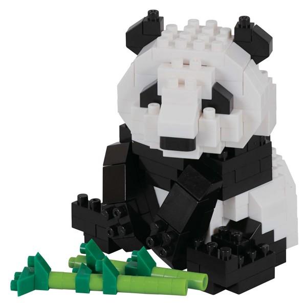 Giant Panda 3 (Nanoblock NBC-328)