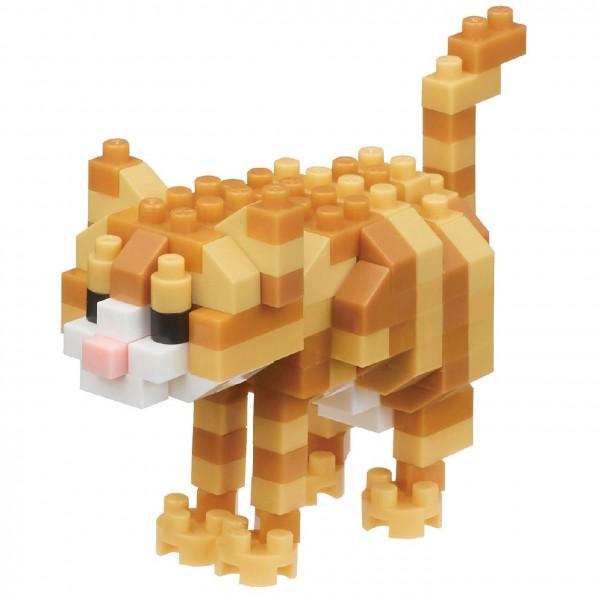 Tabby Cat (Nanoblock NBC-282)