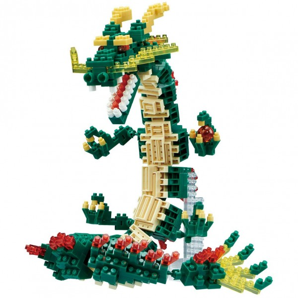 Dragon Deluxe Edition (Nanoblock NBM-026)