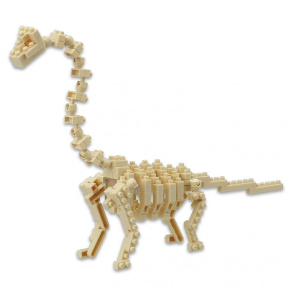 Brachiosaurus Skelett (Nanoblock NBC-114)