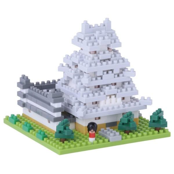 Himeji Castle (Nanoblock NBH-099)