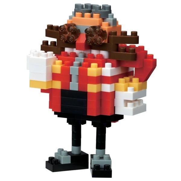 Sonic the Hedgehog - Dr. Eggman (Nanoblock NBCC-083)
