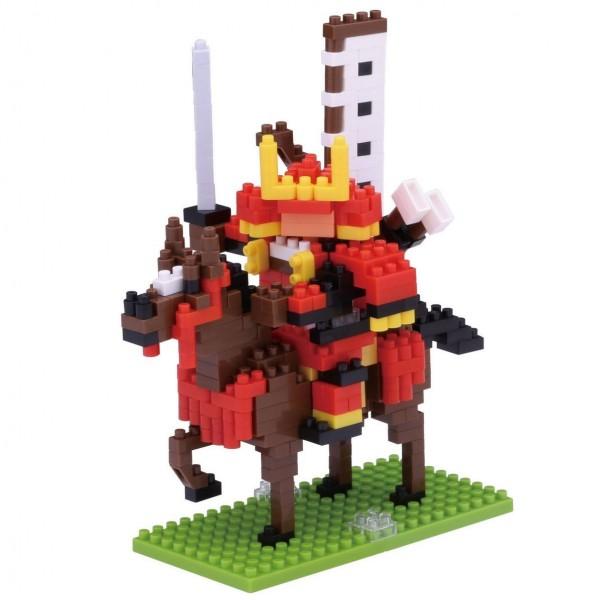 Samurai (Nanoblock NBH-124)