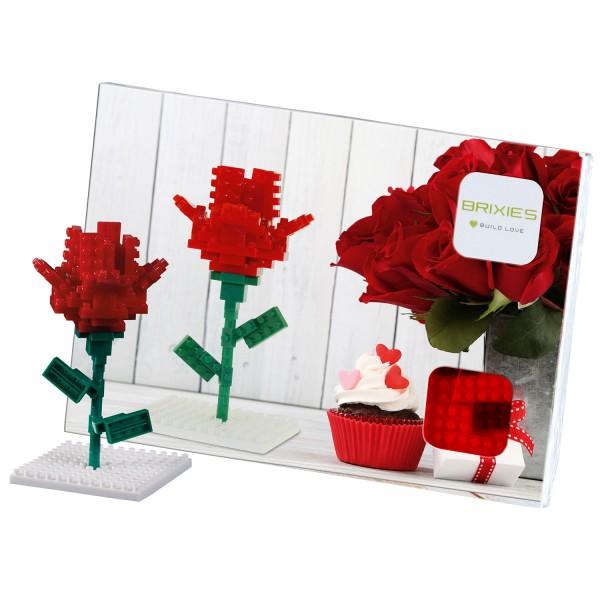 Postkarte Blume (220.015)