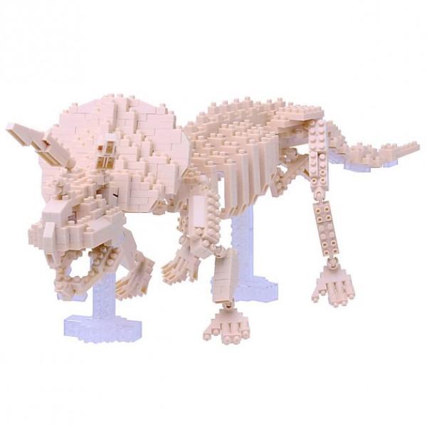 Triceratops Skelett (Nanoblock NBM-017)