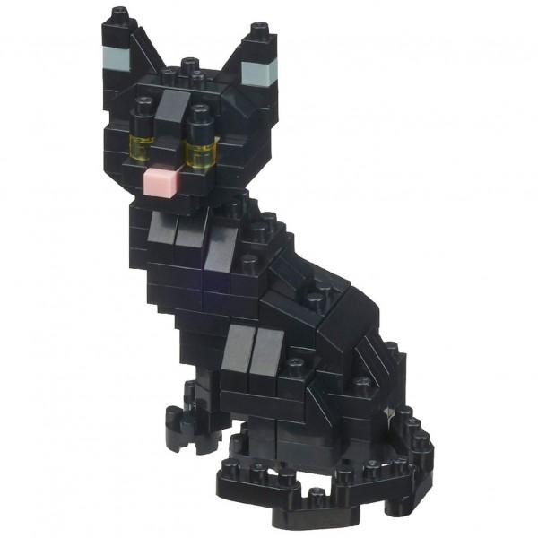 Black Cat (Nanoblock NBC-281)