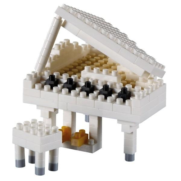 Klavier (Flügel weiß) (200.177)