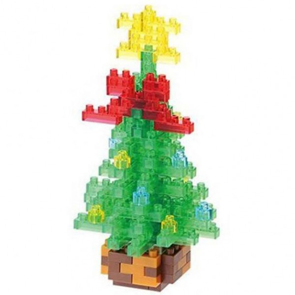 X'Mas Tree (Nanoblock NBC-155)