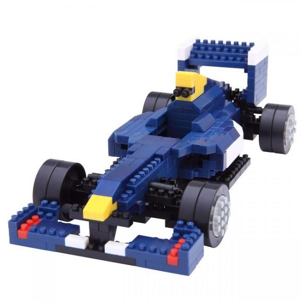 Formel 1 Rennwagen (Nanoblock NBM-018)