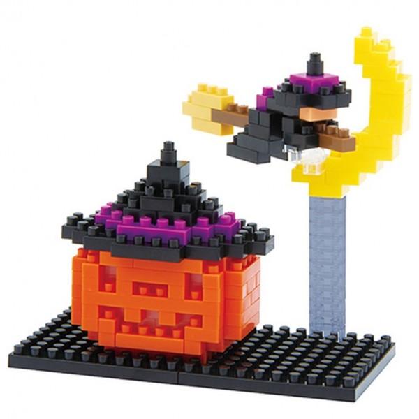 Jack-O-Lantern (Nanoblock NBC-097)
