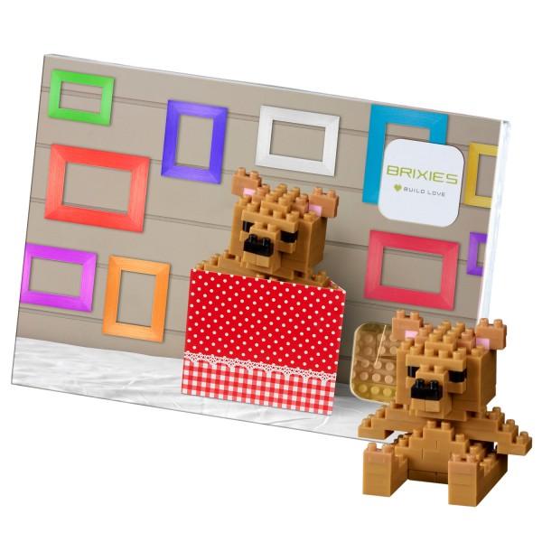 Postkarte Teddybär (220.024)