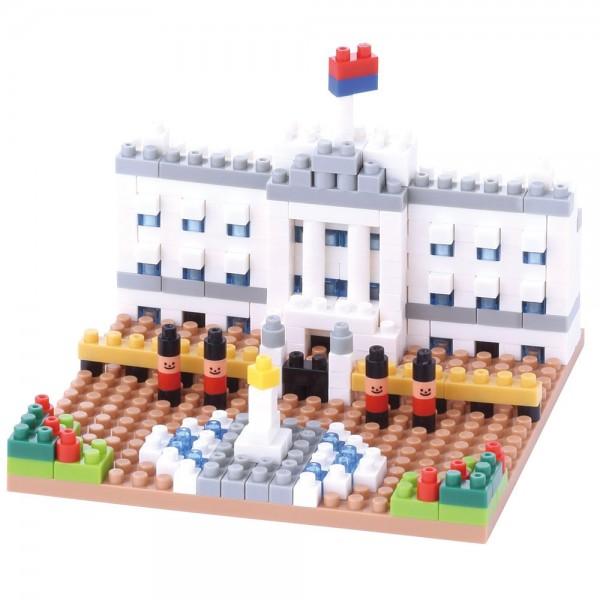 Buckingham Palace (Nanoblock NBH-104)