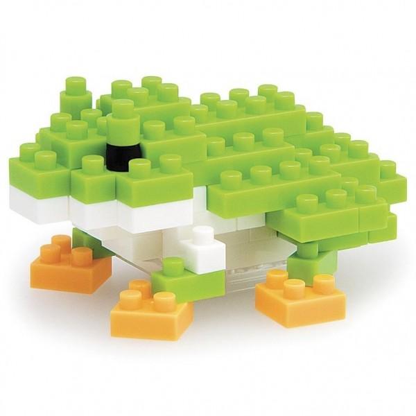 Japanese Tree Frog (Nanoblock NBC-007)