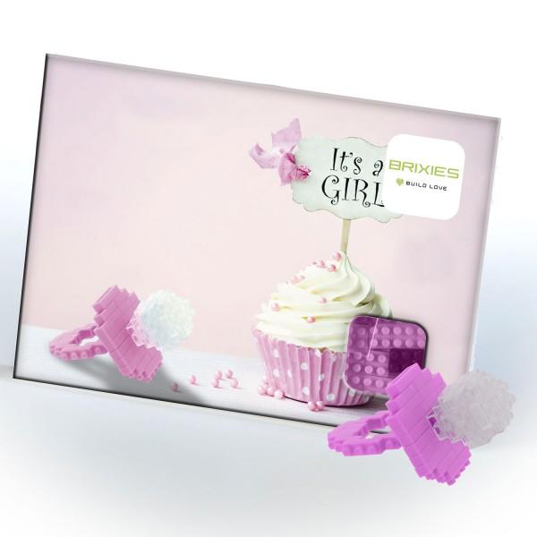 Postkarte Baby Girl (220.039)