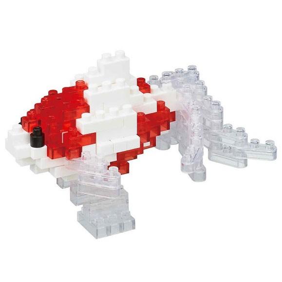Wakin Goldfish rot (Nanoblock NBC-223)