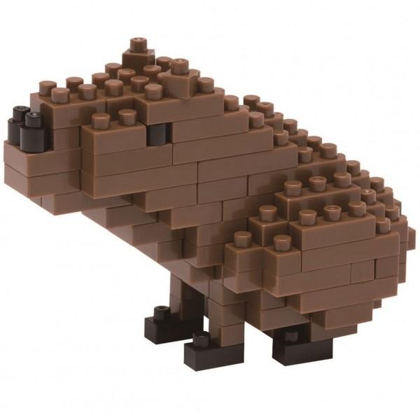 Wasserschwein (Capybara) (Nanoblock NBC-132)