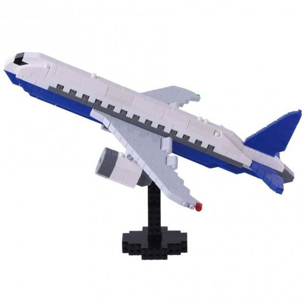 Airliner (Nanoblock NBM-013)