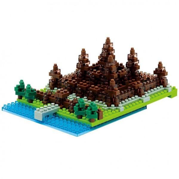 Angkor Wat (Nanoblock NBH-032)