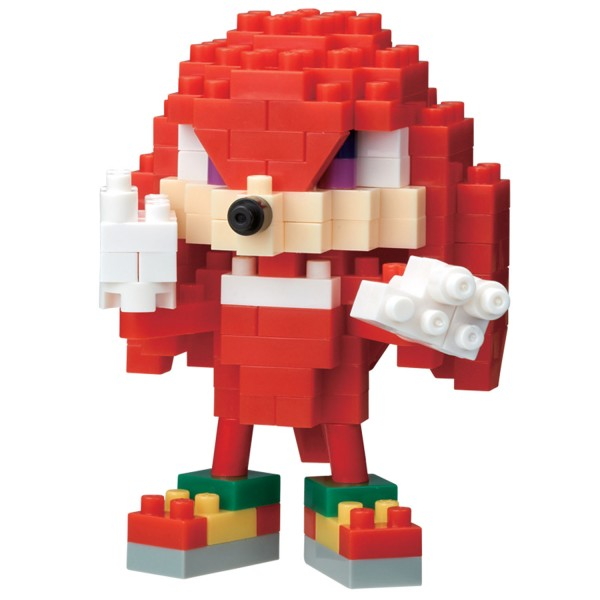 Sonic the Hedgehog - Knuckles (Nanoblock NBCC-084)
