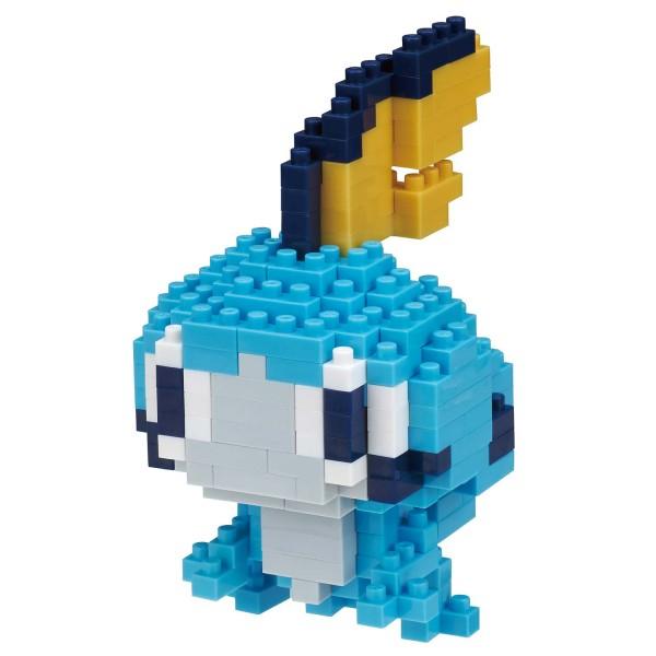 Pokémon Sobble / Larméléon / Memmeon (Nanoblock NBPM-061)