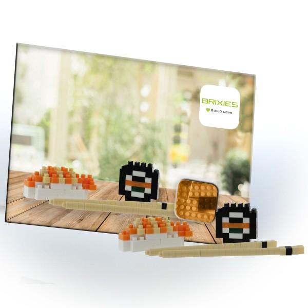 Postkarte Sushi (220.058)