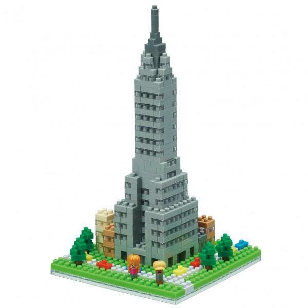 Chrysler Building (Nanoblock NBH-139)