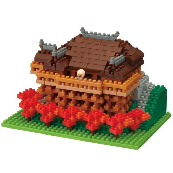 Kiyomizu Temple (Nanoblock NBH-194)