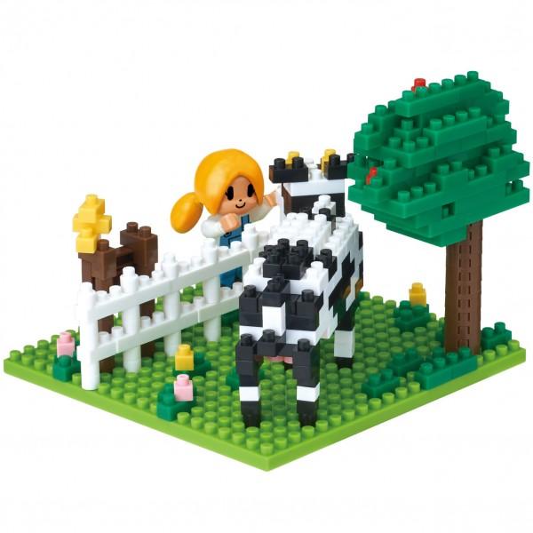 Farm (Nanoblock NBH-166)