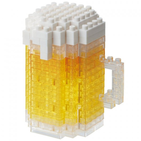 Bier (Nanoblock NBC-245)
