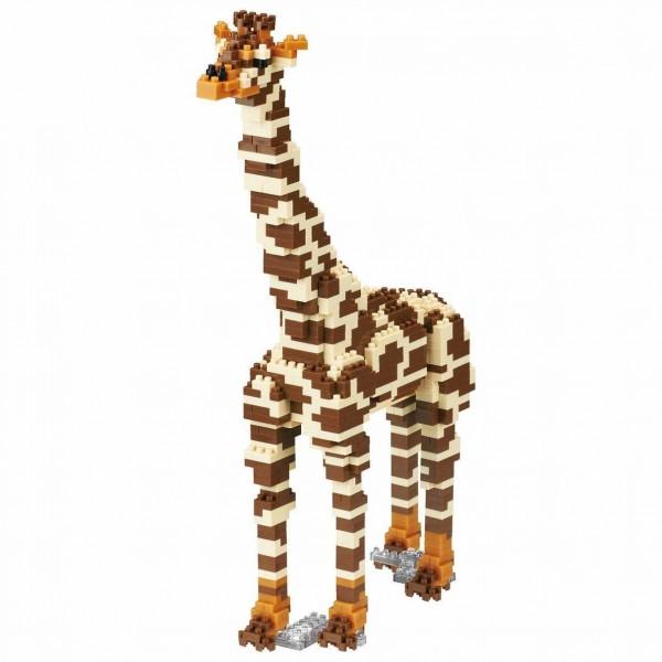 Giraffe Deluxe Edition (Nanoblock NBM-022)