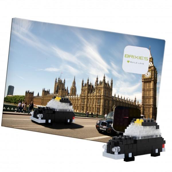 Postkarte London Taxi (220.036)