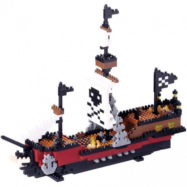 Piratenschiff (Nanoblock NBM-011)