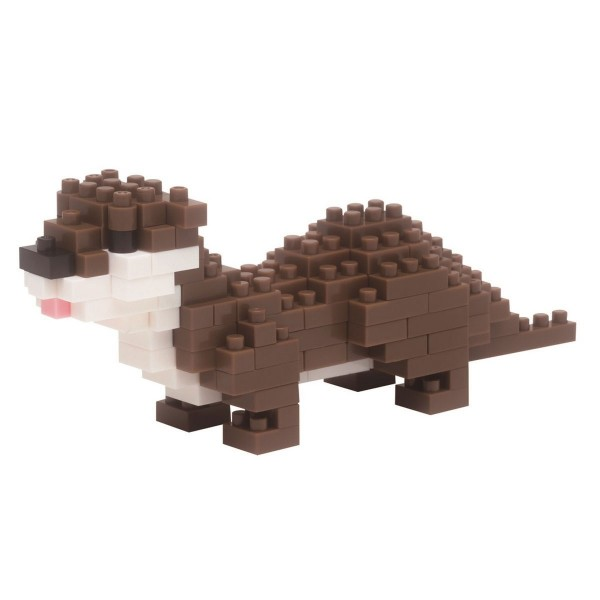 Kleinklauen Otter (Nanoblock NBC-119)