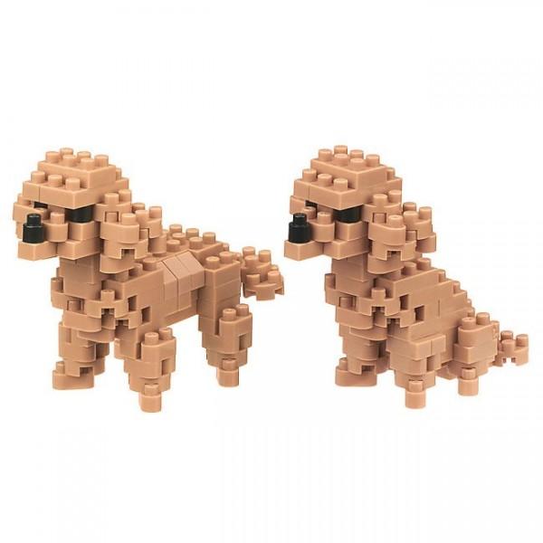 Toy Poodle (Nanoblock NBC-252)