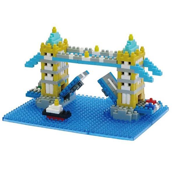 Tower Bridge (Nanoblock NBH-065)