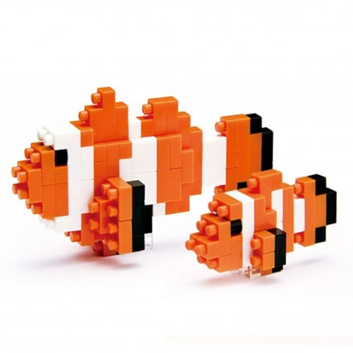 Clown Fish (Nanoblock NBC-002)