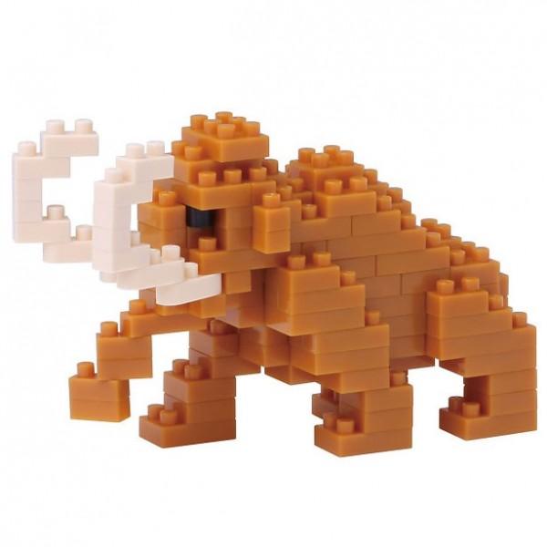 Mammut (Nanoblock NBC-186)