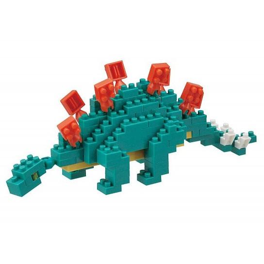 Stegosaurus (Nanoblock NBC-113)