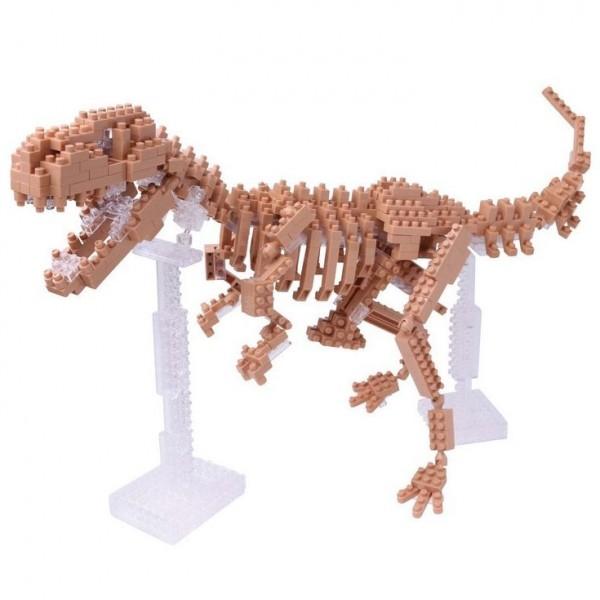 T-Rex Skelett (Nanoblock NBM-012)