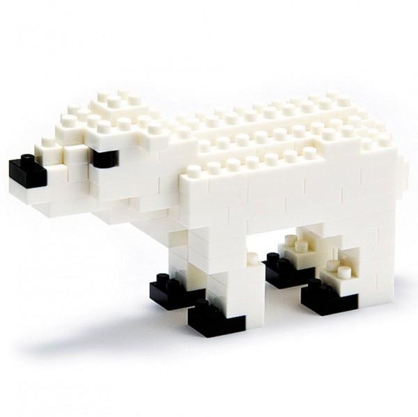 Eisbär (Nanoblock NBC-012)