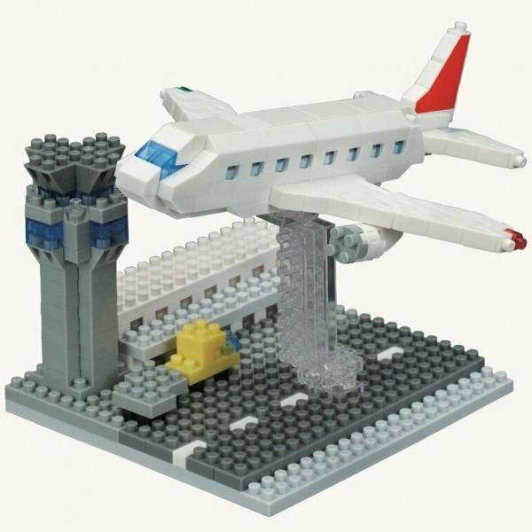Airport (Nanoblock NBH-187)