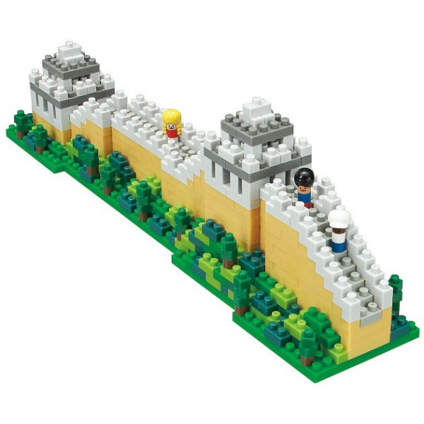 Great Wall of China (Nanoblock NBH-136)