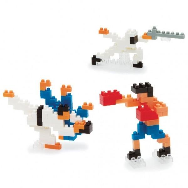 Martial Arts (Nanoblock NBCB-003)