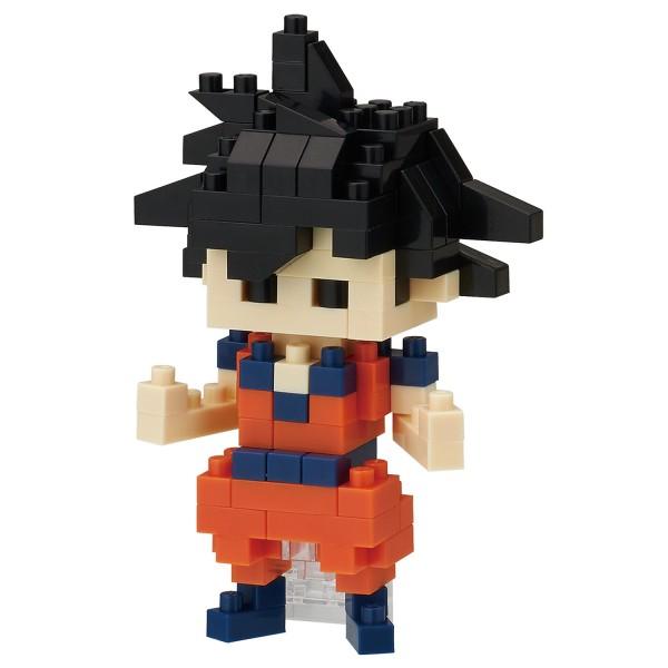 Dragon Ball Goku (Nanoblock NBDB-001)
