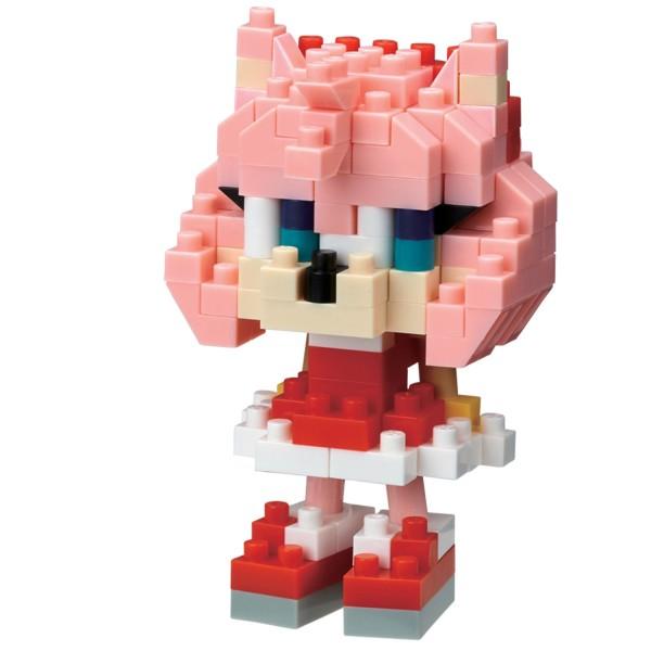 Sonic the Hedgehog - Amy (Nanoblock NBCC-085)