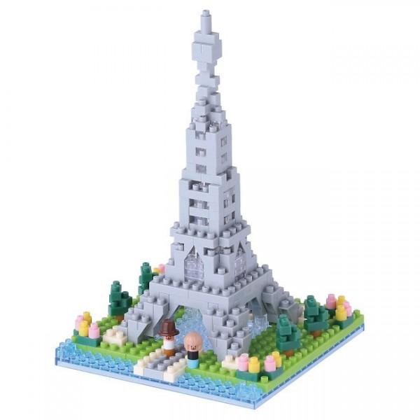 Rives de la Seine a Paris (Nanoblock NBH-097)